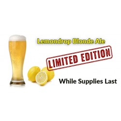 Lemondrop Blonde - Extract Beer Recipe Kit