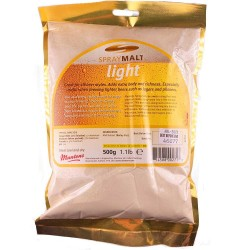 Muntons Plain Light Dried Malt Extract (DME)