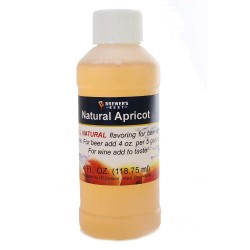 Apricot Flavoring Extract 4 oz.