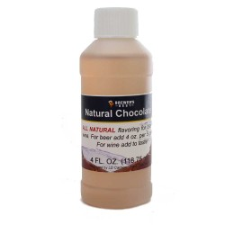 Chocolate Flavoring Extract 4 oz.