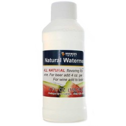 Watermelon Flavoring Extract 4 oz.
