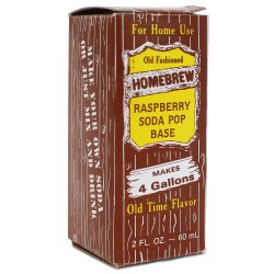 Raspberry Soda Pop Extract