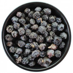 Sloe Berries Whole 1 OZ