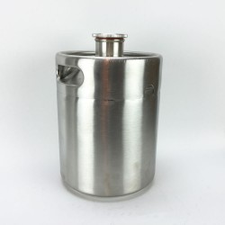 Stainless Steel Growler 2 liter