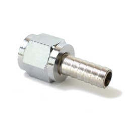 "Swivel Nut 1/4"" MFL to 5/16"" Barb"