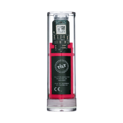 Tilt Hydrometer - Wireless Hydrometer and Thermometer - Pink