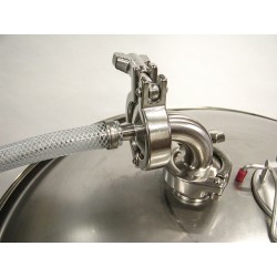 Blichmann Tri Clamp Blowoff Assembly