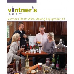 Vintner's Best® Deluxe Wine Making Equipment Kit