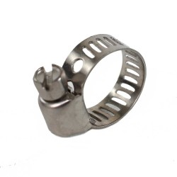 "Worm Clamp - 1/8"" to 1/2"""
