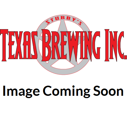 Texas Brewing INC Logo pint glass