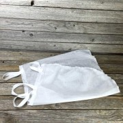 """Brew in a Bag Nylon Straining Bag with Handles 24"""" x 26"""""""