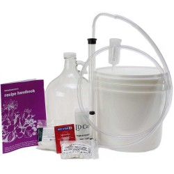 1 Gallon Country Wine Making Equipment Kit