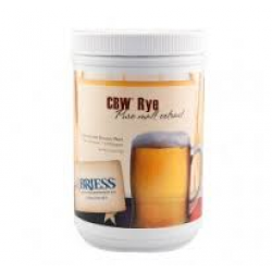 Briess Rye LME (Liquid Malt Extract) - 3.3 lbs. Jar