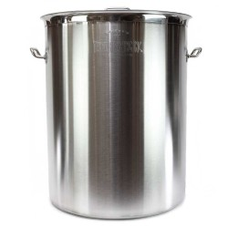 40 Gallon Tri Ply Bottom Brew Kettle