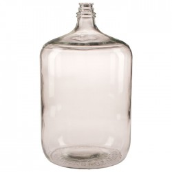 6.5 Gallon Glass Carboy - Texas Brewing Inc.
