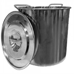 5 Gallon Stainless Kettle