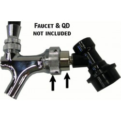 Faucet to MFL Adapter