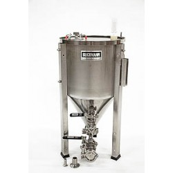 Blichmann Fermenator Conical 7 Gallon Tri-Clamp Fittings