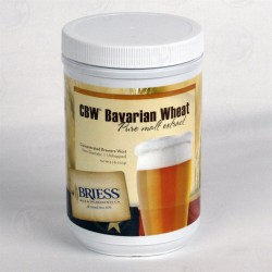 Briess Bavarian Wheat LME (Liquid Malt Extract) - 3.3 lbs. Jar