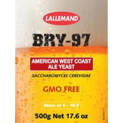BRY-97 American West Coast Dry Yeast