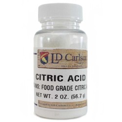 CItric Acid 2 oz.