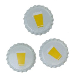 Cold Activated Bottle Caps