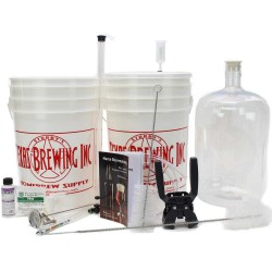 Deluxe Beer Making Kit With Better Bottle