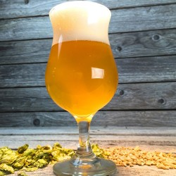 Jerrod's Ginger Saison - Extract Beer Recipe Kit