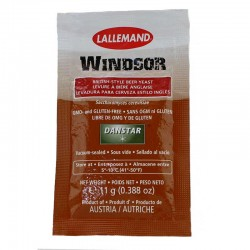 Windsor Ale Brewing Yeast