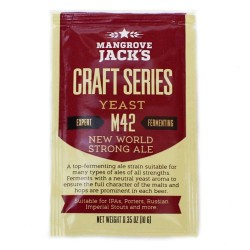 Mangrove Jack New World Strong Ale M42