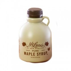Maple Syrup - Grade A - 2 lbs.
