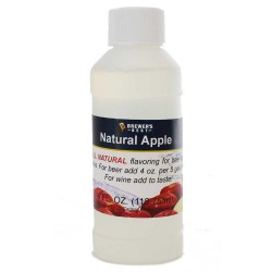 Apple Flavoring Extract 4 oz.