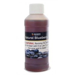 Blueberry Flavoring Extract 4 oz.