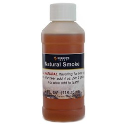 Natural Smoke Flavoring Extract 4 oz.