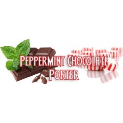 Peppermint Chocolate Porter - All Grain Beer Recipe Kit