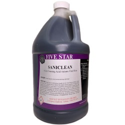 Sani clean 1 gallon