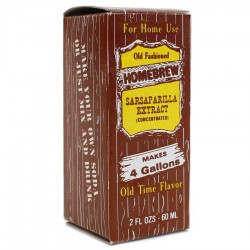Sarsaparilla Soft Drink Extract 2oz