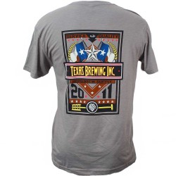 Service and Quality T-Shirt - Back Grey (T-Shirt)