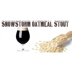 Snowstorm Stout - Extract Beer Recipe Kit