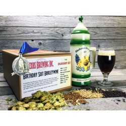 Birthday Suit Barleywine - Extract Beer Recipe Kit