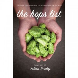 The Hops List - Book