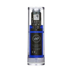 Tilt Hydrometer - Wireless Hydrometer and Thermometer - Blue