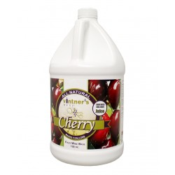 VINTNER'S BEST CHERRY FRUIT WINE BASE - 128 oz.