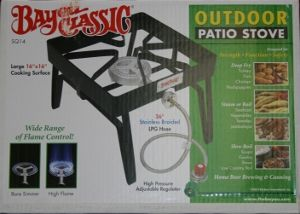Patio Stove Sq14