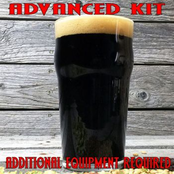 Sweet Texas Crude Milk Stout - All Grain Beer Recipe Kit