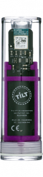 Tilt Hydrometer - Wireless Hydrometer and Thermometer - Purple