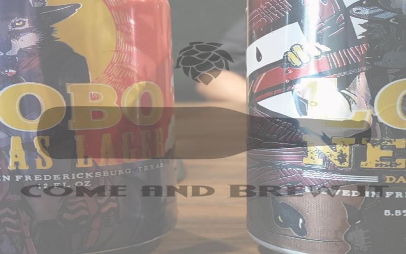 Come and Brew It Radio: Episode 53 - Pedernales Brewing Co.