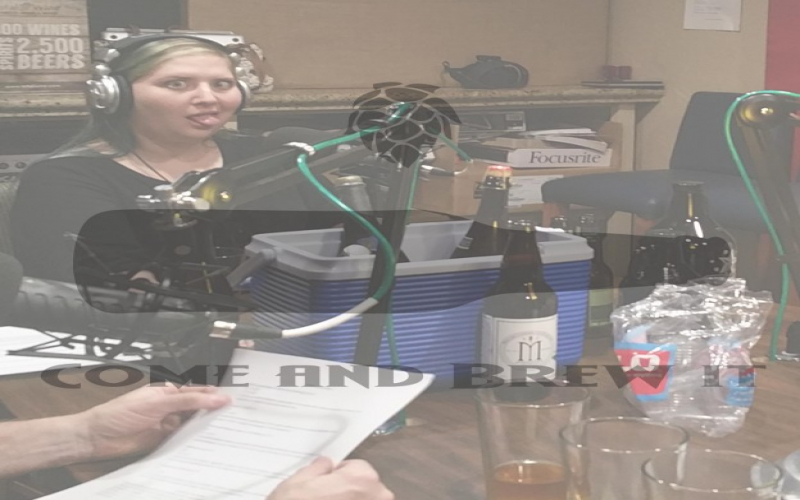 Come and Brew It Radio: Episode 54 - Craft Retail: Sleepy Panther Bottle Shop
