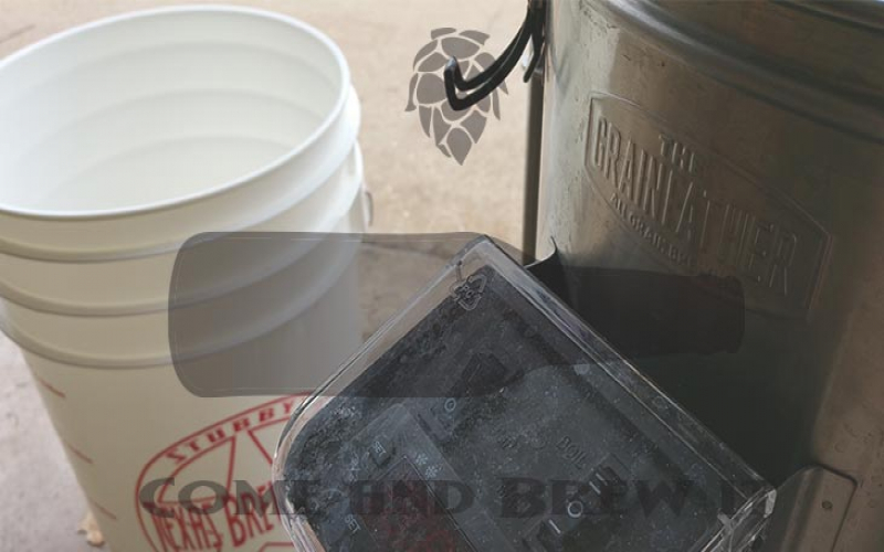Come and Brew It Radio: Episode 60 - The Grainfather