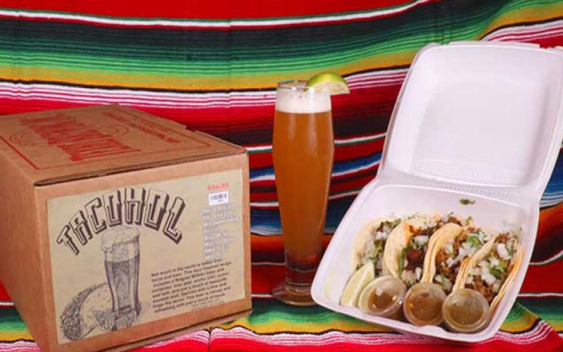 Let's Taco'bout It: The Birth of Tacohol the Taco Beer